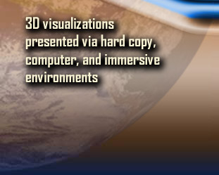 3D visualizations