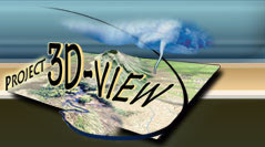 Project 3D-VIEW logo